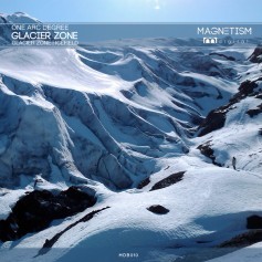 one arc degree - glacier zone