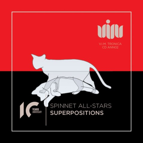 spinnet - superpositions