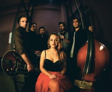 the speakeasies_ swing band!