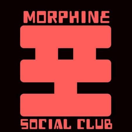 Morphine Social Club - Logo